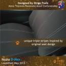 Isuzu DMax Neoprene Seat Covers (ID11)c-01