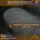 Isuzu DMax Neoprene Seat Covers (ID11)d-01