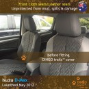 Isuzu DMax Neoprene Seat Covers (ID11)e2-01