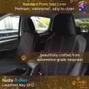 Isuzu DMax Neoprene Seat Covers (ID11)f-01