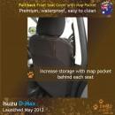 Isuzu DMax Neoprene Seat Covers (ID11)j-01