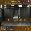 Isuzu DMax Neoprene Seat Covers (ID11)k2-01