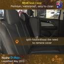 Isuzu DMax Neoprene Seat Covers (ID11)l2-01
