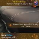 Isuzu DMax Neoprene Seat Covers (ID11)m-01