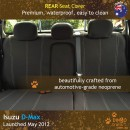 Isuzu DMax Neoprene Seat Covers (ID11)o-01
