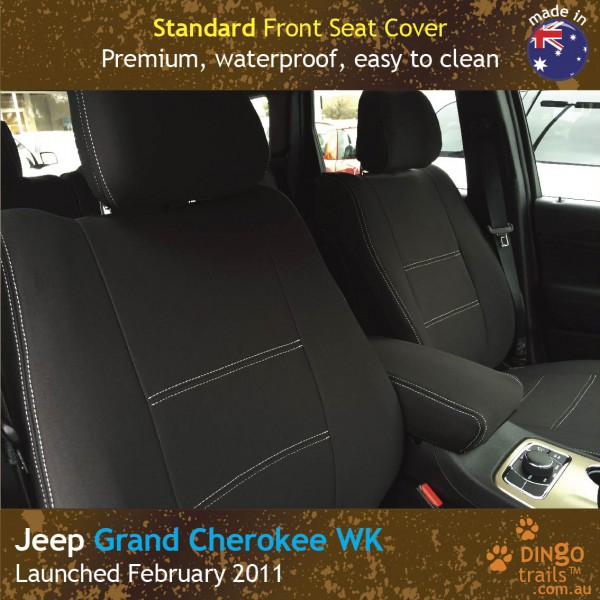 Neoprene FRONT Seat Covers for Jeep Grand Cherokee