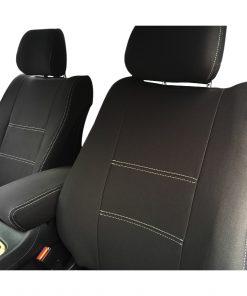 Custom Fit, waterproof, neoprene Jeep Grand Cherokee FRONT & REAR Seat Covers.
