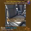 Mazda BT50 B32 B22 Neoprene Seat Covers (MB11)d1-01