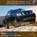 Nissan Navara D40 Neoprene Seat Covers (NN07)a-01