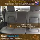 Nissan Navara D40 Neoprene Seat Covers (NN07)i3-01
