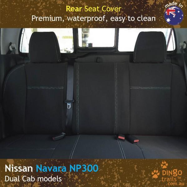 Neoprene REAR Seat Cover for Nissan Navara NP300 D23
