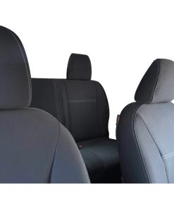 Custom Fit, Waterproof, Neoprene Nissan Navara NP300 D23 FULL-BACK Front & REAR Seat Covers.