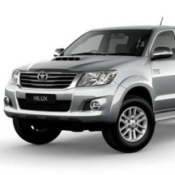 HiLux Mk.7 (Apr 05 - Aug 15)