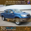 Toyota Hilux Neoprene Seat Covers (TH05)aR-01