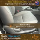 Toyota Hilux Neoprene Seat Covers (TH05)f2-01
