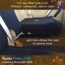 Toyota Prado J150 Neoprene Seat Covers (TP09)L2-01