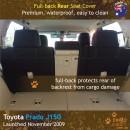 Toyota Prado J150 Neoprene Seat Covers (TP09)L3-01