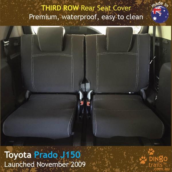 Neoprene THIRD ROW Seat Cover for Toyota Prado J150