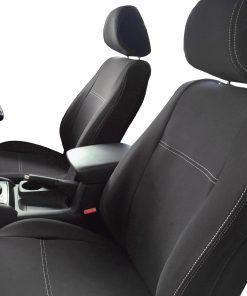 Custom Fit, Waterproof, Neoprene Volkswagen Amarok 2H FULL-BACK Front Seat Covers.