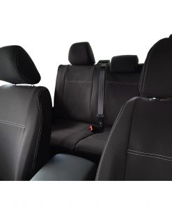 Custom Fit, Waterproof, Neoprene Volkswagen Amarok 2H FULL-BACK Front & REAR Seat Covers
