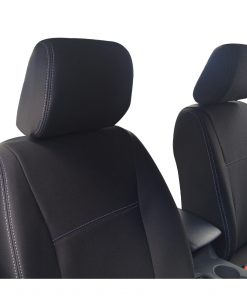 Custom fit, waterproof, neoprene Ford Ranger PX FRONT Seat Covers.