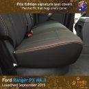 dingotrails.com.au Ford Ranger PX Prix Edition Neoprene Seat Covers (FR15-P)L3-01