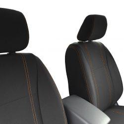 Custom fit, waterproof neoprene Ford Ranger Full-back front seat covers