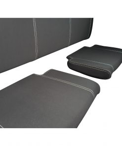 Custom fit, waterproof, neoprene Ford Ranger PX SUPER CAB REAR Seat Covers.