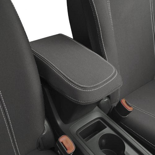 Custom fit, waterproof, neoprene Holden Captiva CG2 Center Console Lid Cover.