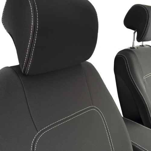 Custom Fit, waterproof neoprene Holden Captiva 5 CG2 FRONT Seat Covers.