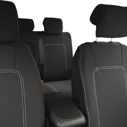 Cusom fit, waterproof, neoprene Holden Captiva 5 CG2 FRONT & REAR Seat Covers