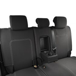 Custom Fit, Neoprene, waterproof Holden Captiva 5 CG2 FULL-BACK Rear Seat Covers.
