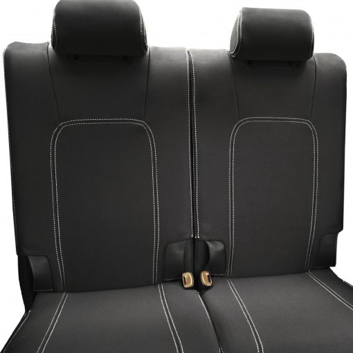 Custom Fit, waterproof, neoprene Holden Captiva 7 CG2 Full-back THIRD ROW Seat Covers.