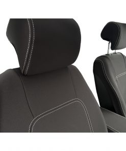Custom Fit, waterproof neoprene Holden Captiva 5 CG2 FRONT Seat Covers.