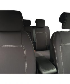 Cusom fit, waterproof, neoprene Holden Captiva 5 CG2 FRONT & REAR Seat Covers