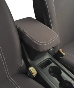 Custom fit, waterproof, neoprene Holden Captiva CG2 Center Console Lid Cover.