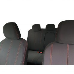 Custom Fit, waterproof, Neoprene Holden Colorado RG FRONT & REAR Seat Covers (PRIX Edition).