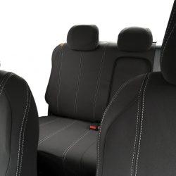 Custom Fit,waterproof, Neoprene Holden Colorado RG Front & Rear Seat Covers.