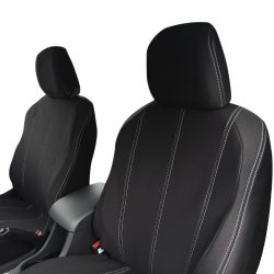 Custom Fit, waterproof, neoprene Holden Colorado 7 RG Full-Back Front Seat Covers.