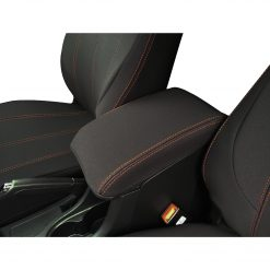 Custom Fit, waterproof, neoprene ISUZU D-Max RC CONSOLE Lid Cover (PRIX Edition).