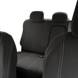 Custom Fit, waterproof, neoprene ISUZU D-Max RC FULL-BACK Front & REAR Seat Covers.