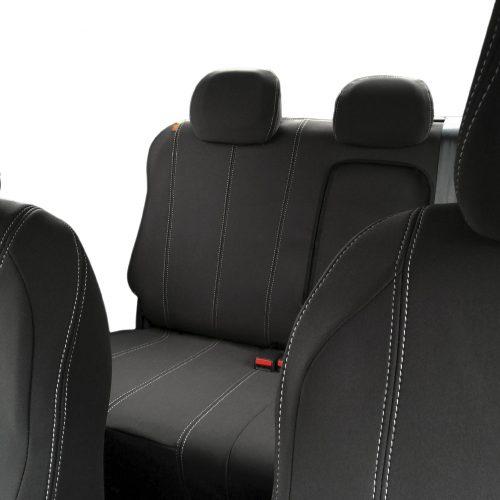 Custom Fit, waterproof, neoprene ISUZU D-Max RC FULL-BACK Front & REAR Seat Covers.