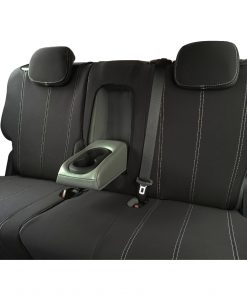 Custom Fit, waterproof, neoprene ISUZU MU-X Full-back REAR Seat Cover.