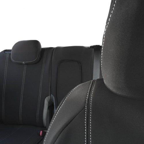 Custom Fit, waterproof, Neoprene ISUZU MU-X FRONT & REAR Seat Covers.