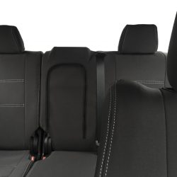 Custom Fit, waterproof, neoprene Jeep Grand Cherokee FULL-BACK Front & REAR Seat Covers.