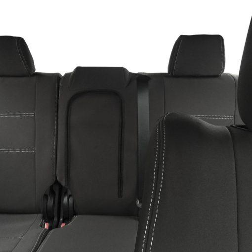Custom Fit, waterproof, neoprene Jeep Grand Cherokee FULL-BACK Front & REAR Seat Covers.