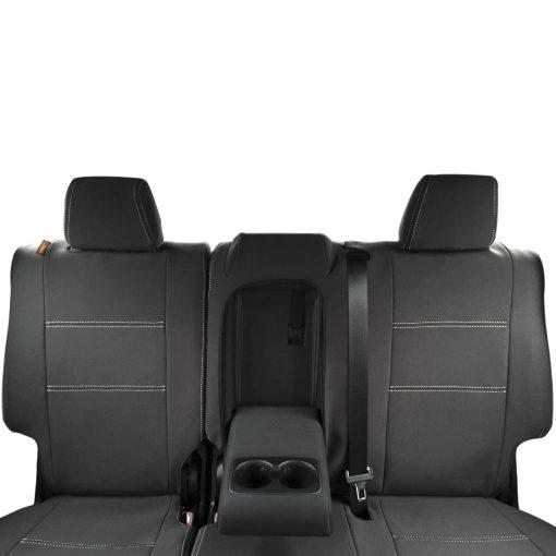 Custom Fit, waterproof, neoprene Jeep Grand Cherokee Full-back REAR Seat Covers.