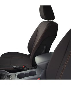 Custom Fit, waterproof, neoprene Mazda BT-50-UR FRONT Seat Covers (PRIX Edition).