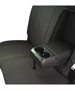 Custom Fit, waterproof, neoprene Mazda BT-50-UR REAR Seat Cover (PRIX Edition).