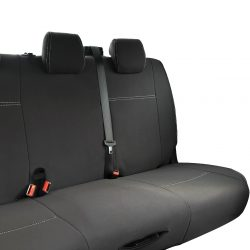 Custom Fit, waterproof, neoprene Mazda BT REAR Seat Cover.